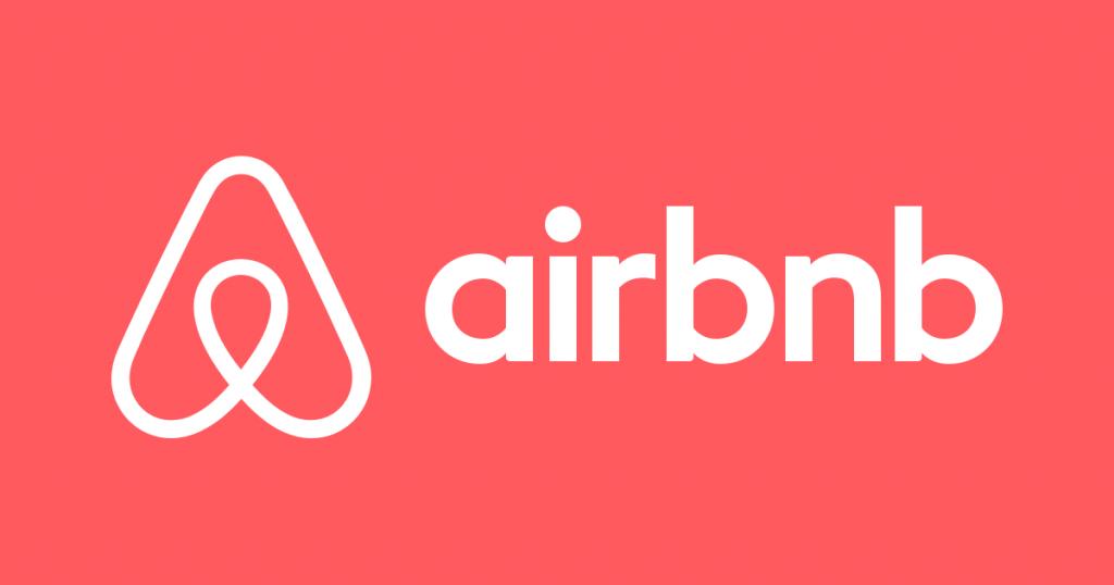 podvod s ubytováním logo airbnb
